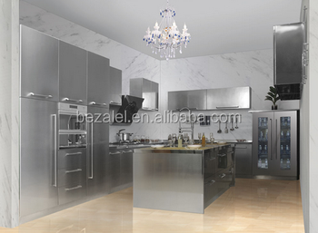 kitchen stainless steel cabinet table sets buy