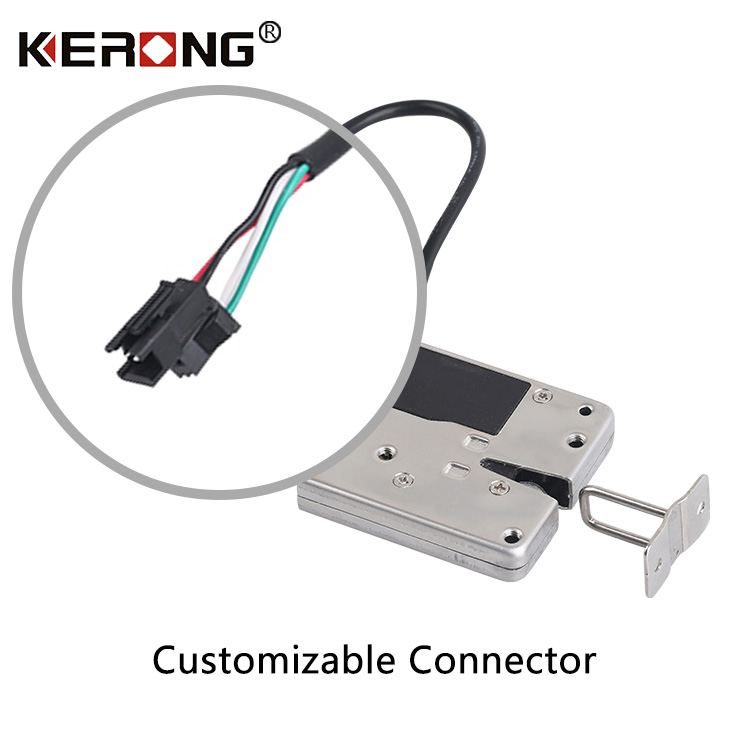 KERONG Outdoor Waterproof Lock With Access Control