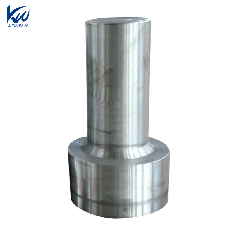 China factory top quality forging main spindle crankshaft blank