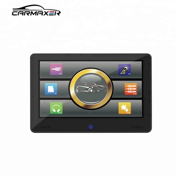 full hd 1080p10 inch touch screen car headrest dvd player