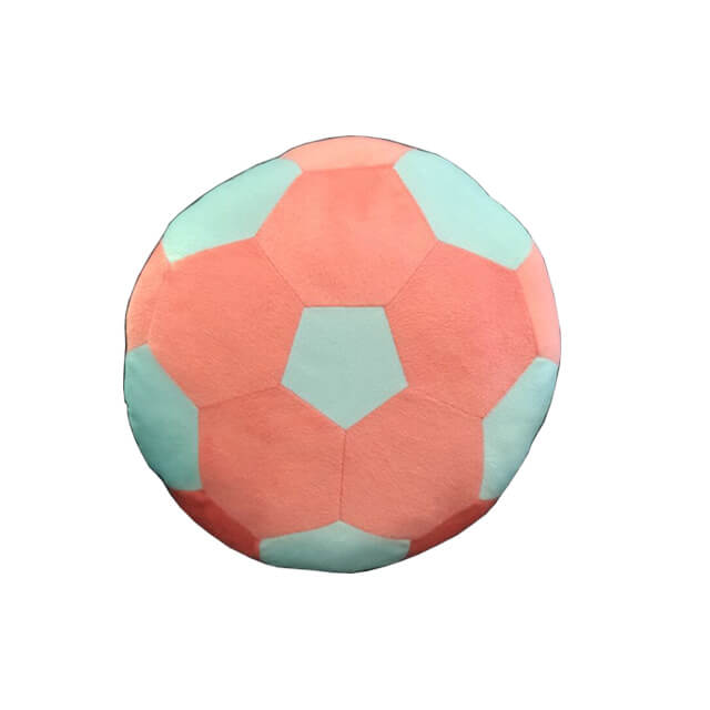 Fashion Creative stuffed plush soccer toy pillow