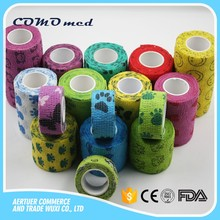 veterinary products soft material elastic first aid bandage
