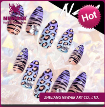 TOPS pointed full cover nail tips