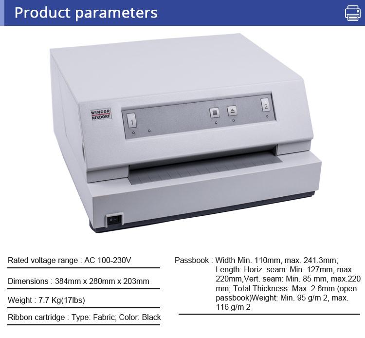 Wincor Nixdorf HighPrint 4920 COM to USB Download Driver