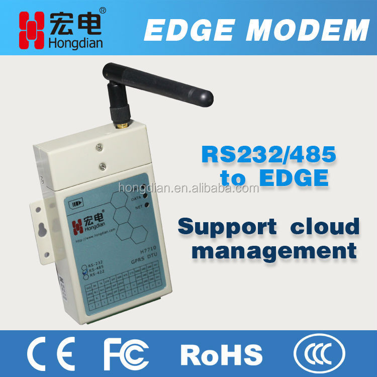 Best Quality H7210 3G Mobile Data GPS Modbus RS485 RS232 GPRS Wireless Modem Terminal