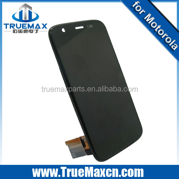 Alibaba express replacement lcd display touch digitizer screen assembly for Motorola G XT1032 lcd assembly