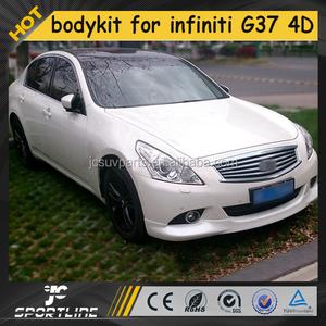 G37 PP Car Body Lip Kits for Infiniti G37 4D 2010-2013