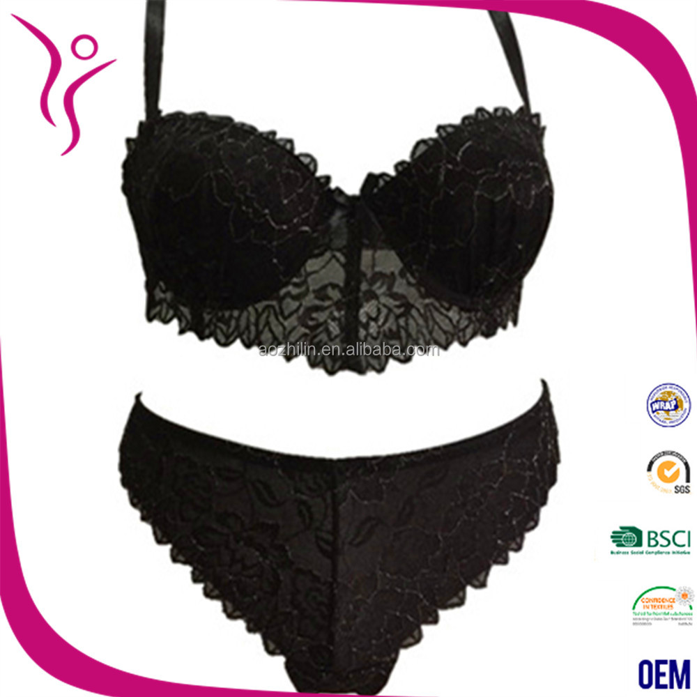 Women's Hot Lace Fancy Ladies Undergarments