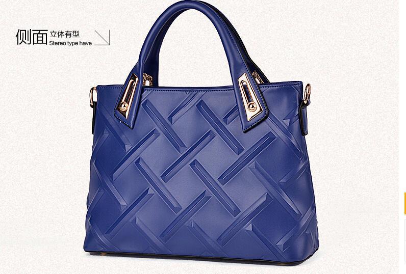 5600d1ae90 Get Quotations · 2015 top quality women leather handbags office shoulder  bags designer women ol bag women message bag