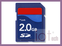 SD card SD 2gb secure digital card Memory Card