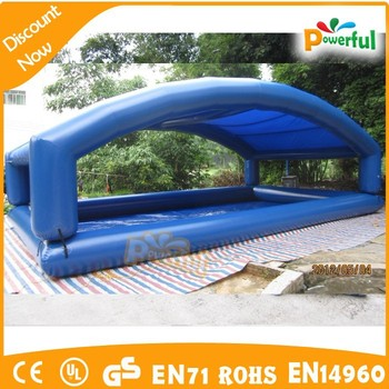 Inflatable Swimming Pool With Roof/inflatable Indoor Pool/inflatable Pools  For Kids