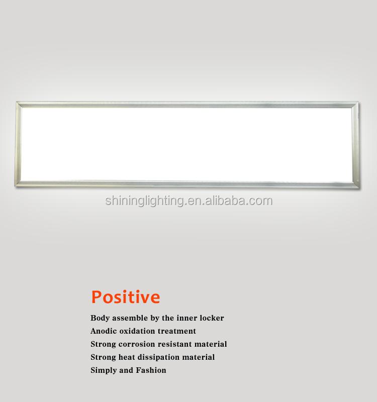 4 Pcs 48W LED Ceiling Panel Light 600x600mm Cool White Colour Silver Trim Driver