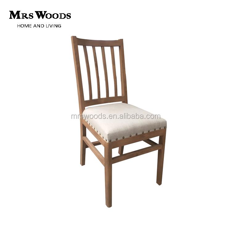 Venta al por mayor sillas talladas de madera para comedor-Compre ...