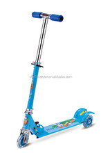 new fashion factory direct supply kids 3 wheel kick scooter