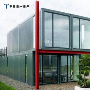 steel frame kit home prefab house container house