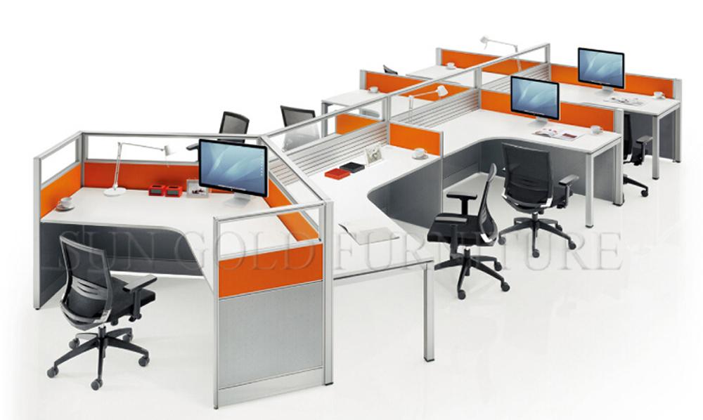 Barato 6 asiento mobiliario de oficina partici n sz ws049 for Mobiliario oficina barato