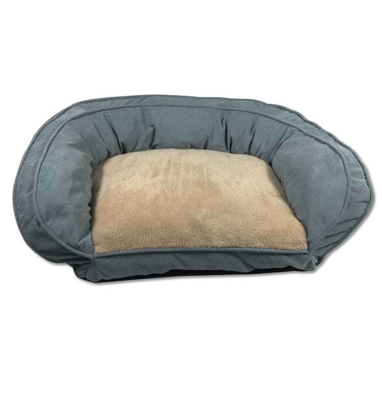 2019 Warm Ontspannen grote hond bed, memory foam hond bed