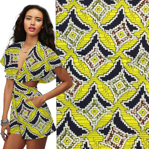 free sample 1$ price yard fabric african wax 100% cotton hitarget wax prints