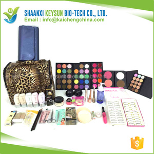 Private label makeup sets and makeup kit box for girls