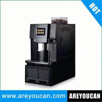 Itallian original design One touch Cappuccino Automatic vending coffee Machine won German best