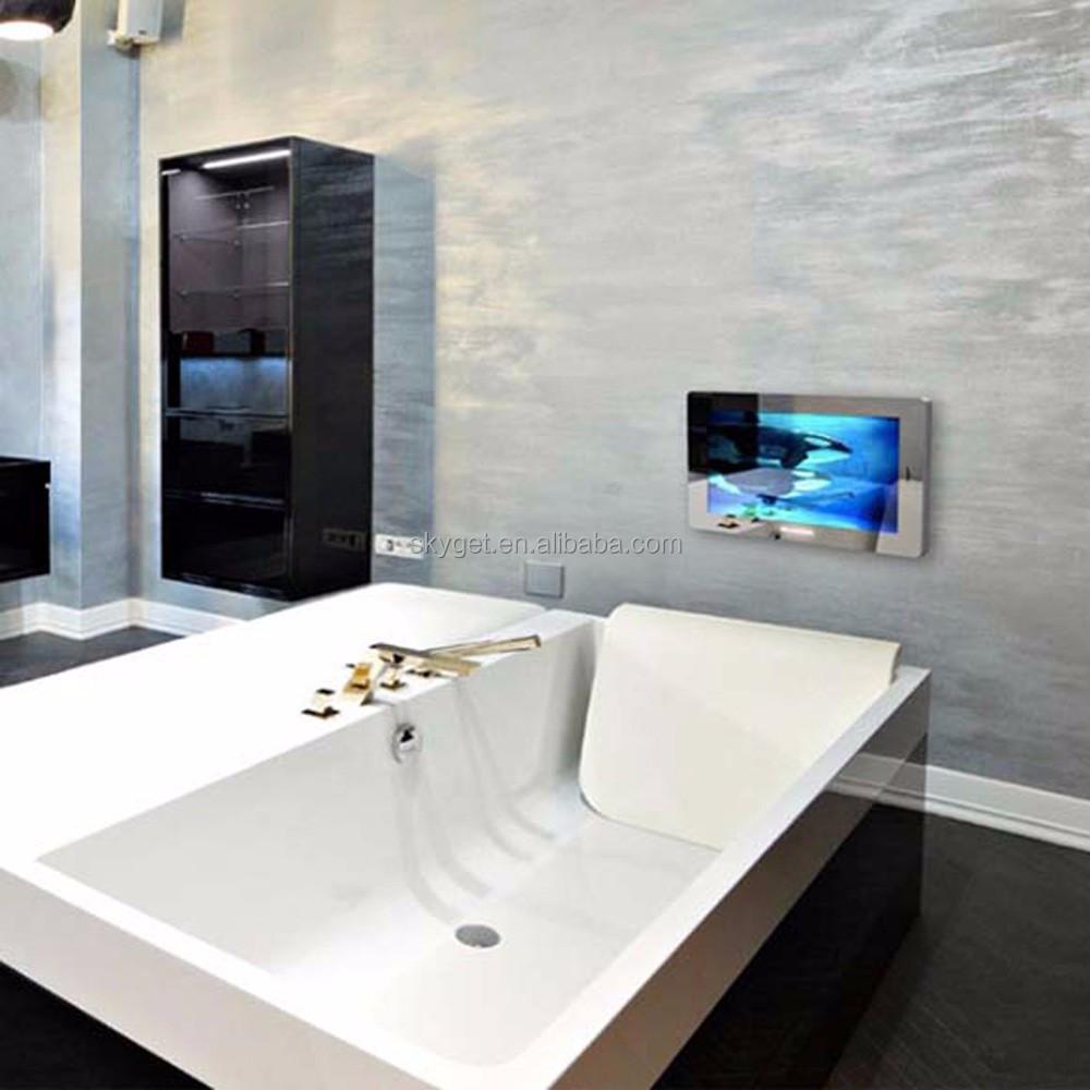 15.6 Inch Mirror Tv (ip66 Waterproof Shower Tv,Android Tv) - Buy ...