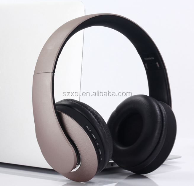 High Quality Wireless <strong>Bluetooth</strong> 4.2 Headphones Headset With Keypad & Gift box