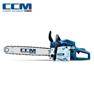 NEW TYPE!!! Hot Selling 2-Stroke well-selling 52cc /52cc Petrol Chain saw