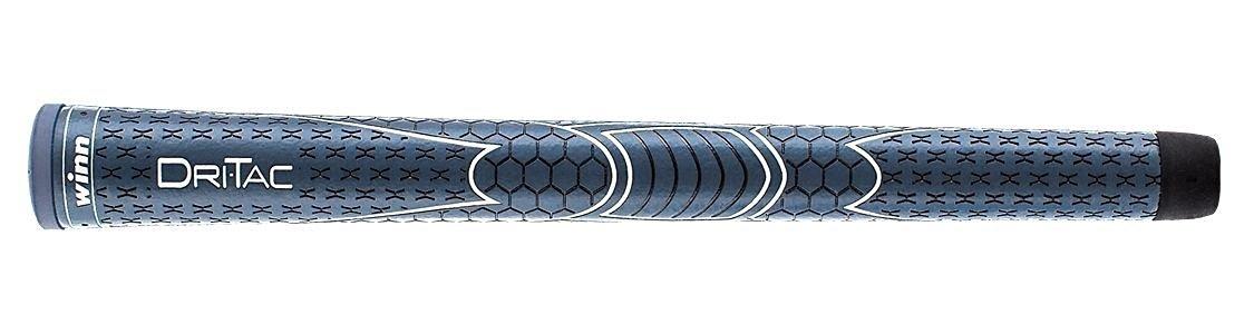 8 winn dri tac dritac midsize golf grips golfer Navy Blue