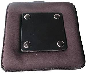 Gilsson UBM Portable Car Non-Skid Friction Beanbag Dashboard Mount for Garmin, TomTom, Magellan and more