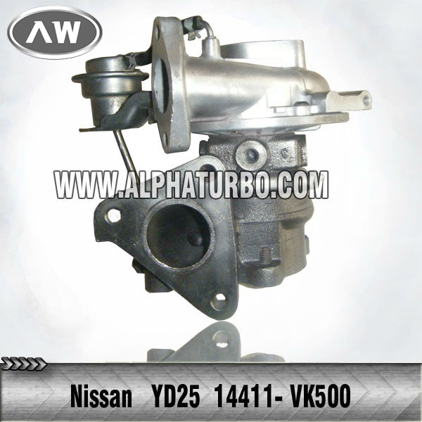 YD25 turbocharger RHF4H Hot sell VA420125 14411-VM01A