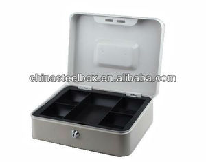 China New Design Cash Box Money Save Box