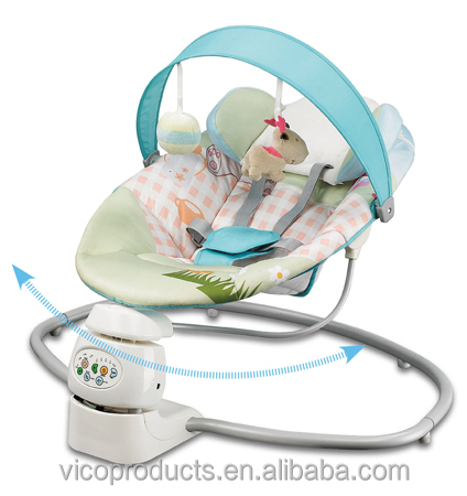 Baby Swing Type and Best Selling Automatic Electric Baby Swing Chair