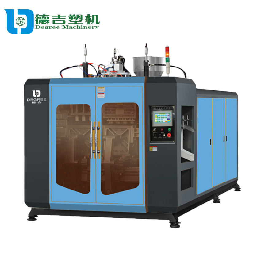 1L / 2L / 5L HDPE PE bottle jerry can extrusion blow moulding machine