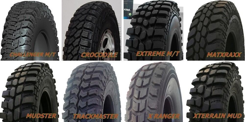 Comforser Cf3000 245/75r16 Comforser Mud Tires
