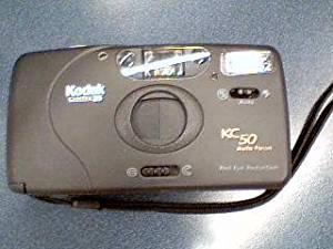 Eastman Kodak Company Kodak Camera 35 KC 50 Auto Focus 35mm Film Camera (Black Color)