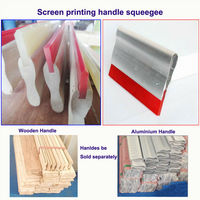 screen printing handle squeegee