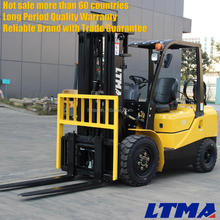 EPA approval 4 ton lpg gasoline forklift forklift made in china