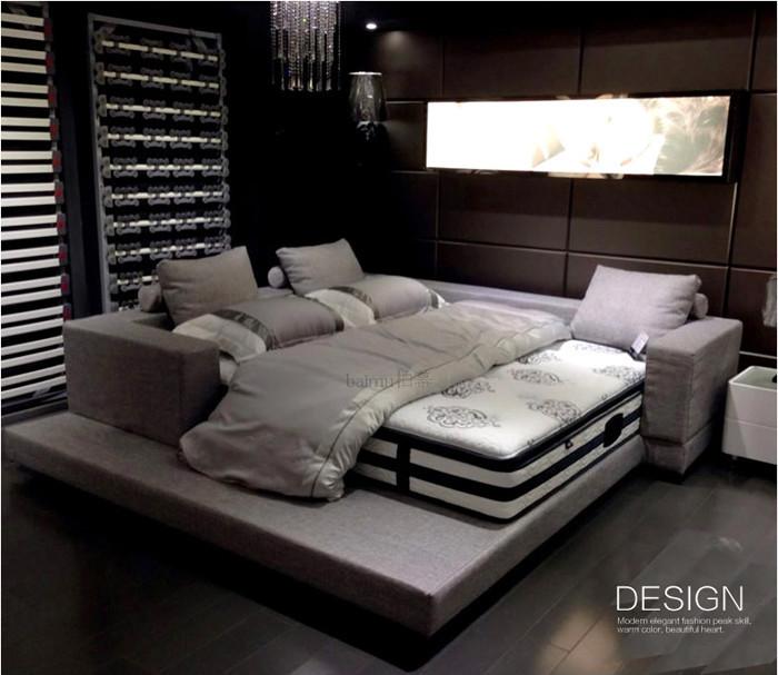 Dormitorio Moderno Mueble,Simple Cama Queen Size,2015 Precio De ...