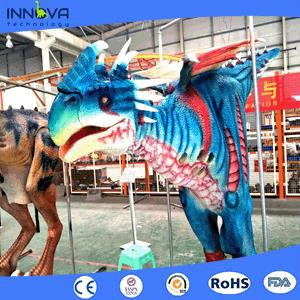 Innova-Must Buy Attractive Lifelike Real Dinosaur Cosplay Costume