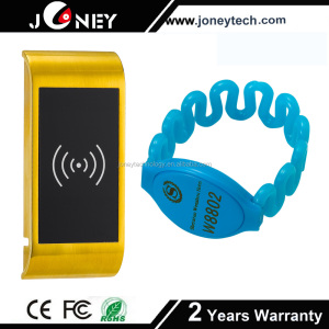 School furniture student remote control locker lock or rfid lock safe deposit locker