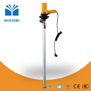 SB small electric oil suction barrel pump price