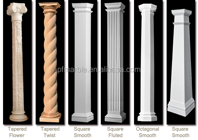 htb1piddhpxxxxxaaxxxq6xxfxxxd home decoration pillar roman pillar design granite gate pillar on house pillar design - Decorative Pillars For Homes