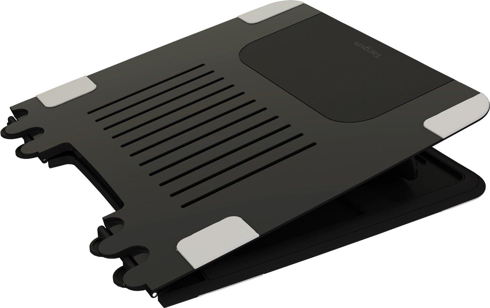 Targus Compact Laptop Desk AWE56US-Black with Gray