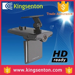 "Golden Supplier TFT LED 2.4"" Screen Mini FHD 1280*800 H264 Carcam Car Dvr with USB Microphone"