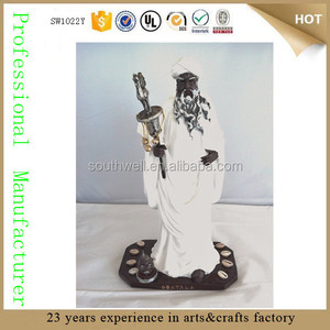 custom resin Lucumi Orisha Obatala Santeria Statues Yoruba Estatua Statue  Figure for sale