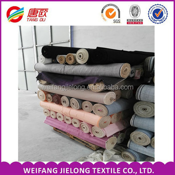 A B Grade Denim Fabric Stock In China Promotional Items Made In ...