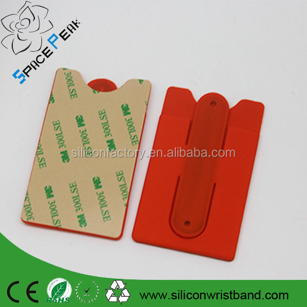 Sticky back business cards arts arts silicone phone smart wallet back business card holder self colourmoves