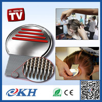 Reinforcing our personality through nit free terminator head lice comb, magic metal hair comb, pocket wedding hair comb