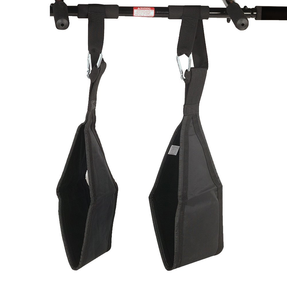 HANGING STRAPS Eclipse BLUE AB SLINGS  Pull up Bar Attachment Straps Fitness