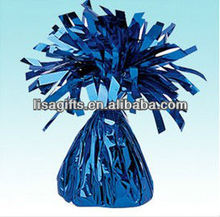 2012 hot selling foil balloon weights